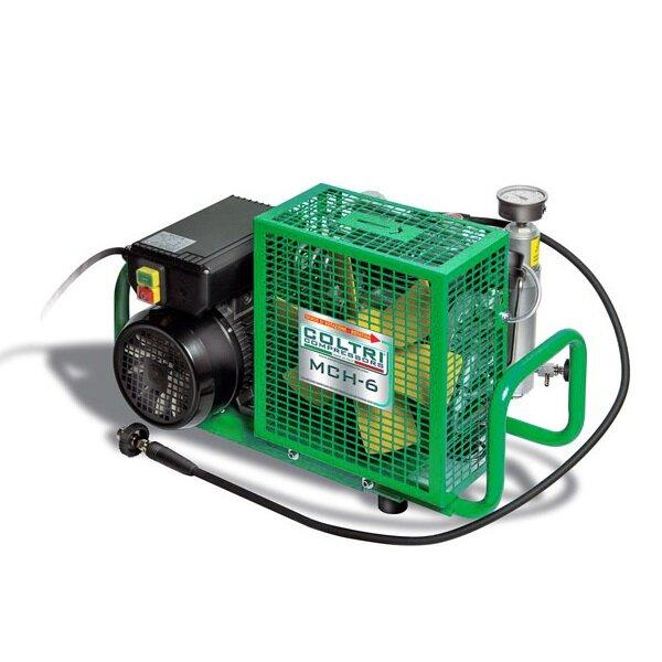 Компрессор электрический MCH6 EM COLTRI SUB (80 л/мин, 225 бар)