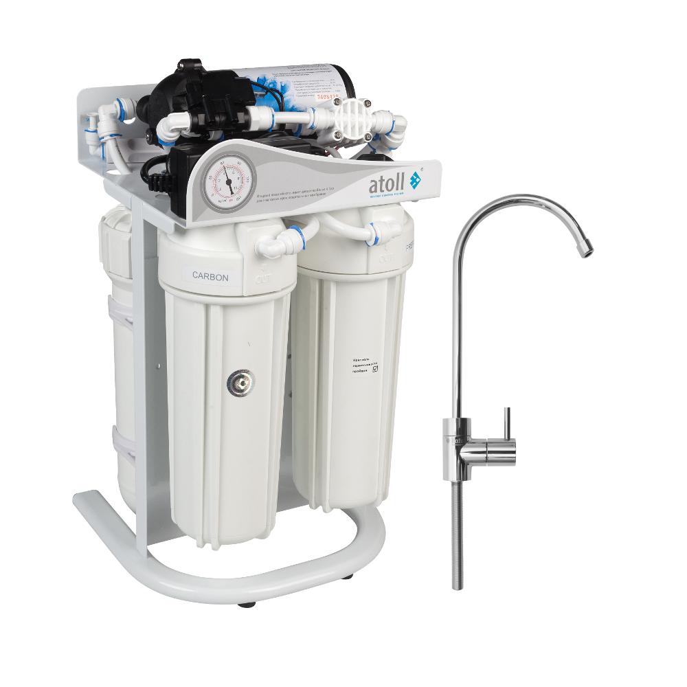 Фильтр для воды с обратным осмосом Atoll A-4400p STD