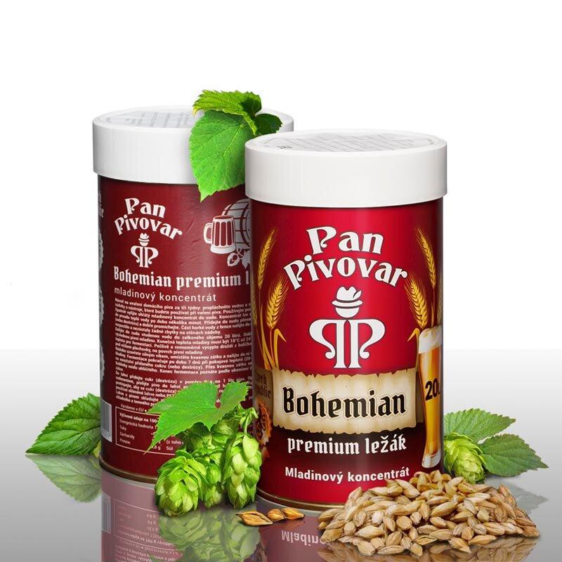 Pan Pivovar Пивной концентрат Bohemian Премиум