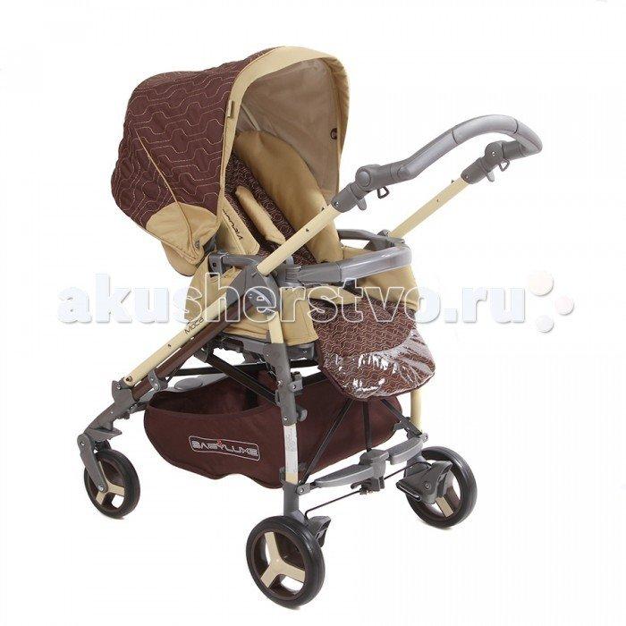 Прогулочная коляска Babylux Carita Moca