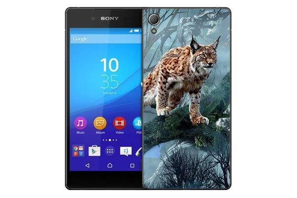 Чехол Gosso для Sony Xperia Z