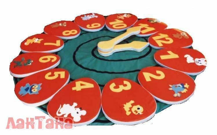 Детский игровой набор мягких модулей «Лабиринт»