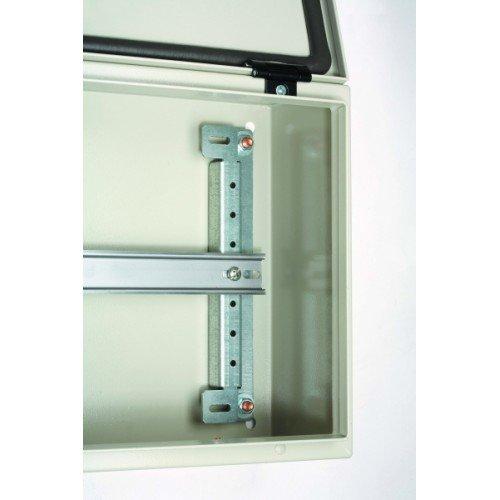 Рейки для шкафов Schneider Electric 51102 Вертикальная рейка длина 400мм Sarel