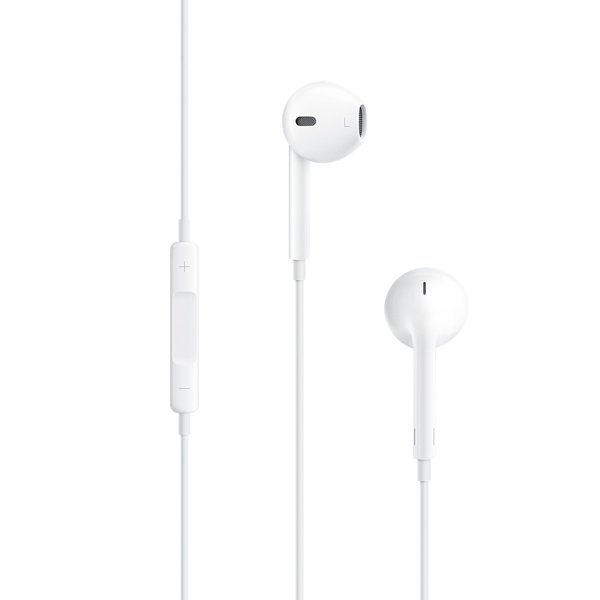 Наушники APPLE EarPods with Remote and Mic (MNHF2ZM/A)