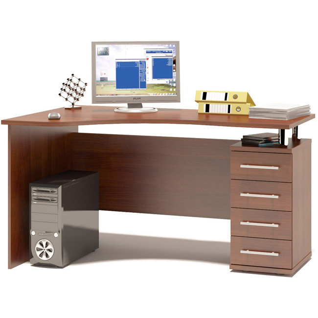 Компьютерный стол СОКОЛ КСТ-104.1