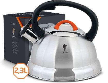 Чайник металлический Leonord 2196/2803 freundlich-3001qs 2.3л 002803