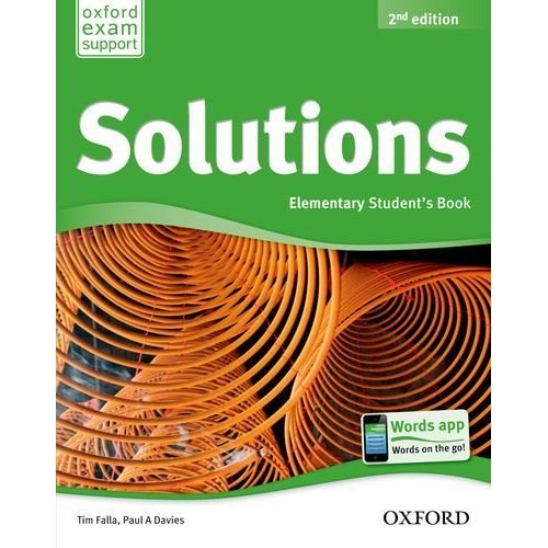 Solutions: Elementary: Student's Book: Elementary