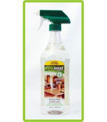 "Средство для очистки кухонных поверхностей ""KITCHEN PLUS"", 825 мл, EcoMist"
