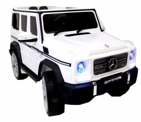 Детский электромобиль River Auto Mercedes-Benz G-65
