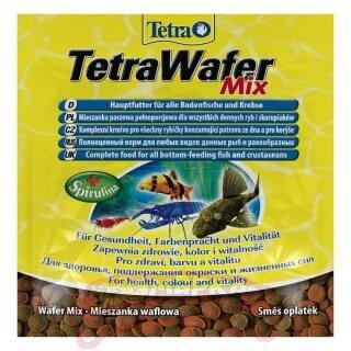 Корм TETRA для всех видов аквариумных рыб Wafer Mix пластинки 15г*20