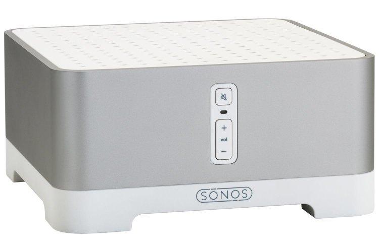 Сетевой медаплеер Sonos Connect:AMP белый (цршеу)