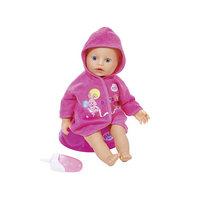 Кукла Zapf Creation Baby born 823-460 Бэби Борн Кукла быстросохнущая с горшком и бутылочкой, 32 см