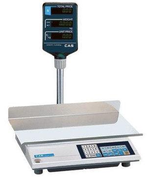 Весы торговые Cas AP-15M BT
