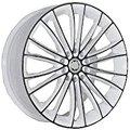 NZ Wheels F-49 8x18 5x114.3 ET 45 Dia 60.1 wb - фото 1
