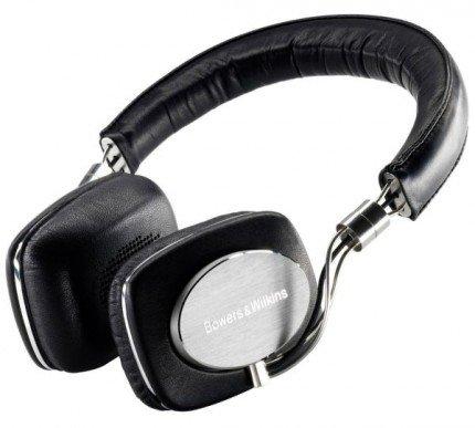 Bowers and Wilkins Беспроводные наушники Bowers & Wilkins P5 Wireless Black (Черный) FP37443