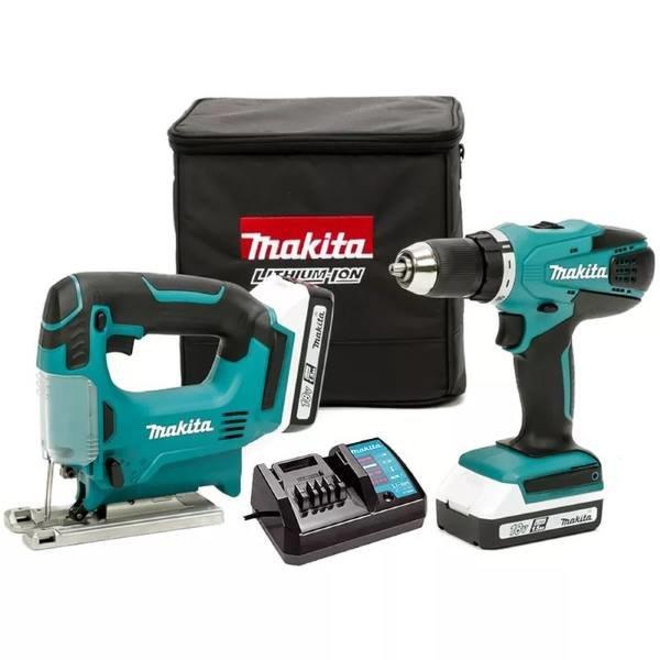 Наборы инструментов Makita DK18298X1