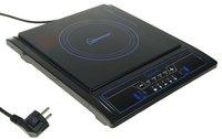 Плитка индукционная (стеклокерамика) HomeStar HS-1101, 1 конфорка 2кВт, 5 режимов 2912