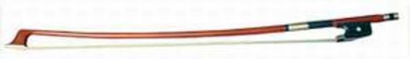 P.Lorencio ABF 102 Смычок для контрабаса 3/4 Student круглый, трость- бразильское дерево, белый воло