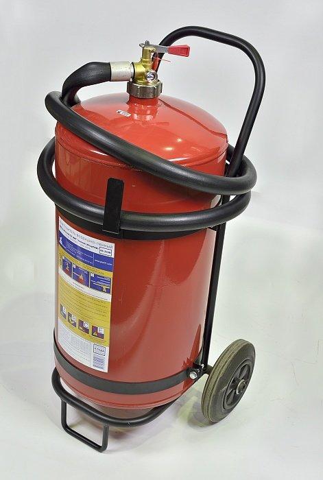 огнетушитель Пожтехника ОВП-50