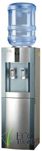 Кулер для воды (Экотроник) Ecotronic H1-L без шкафчика, компрессорное охлаждение, напольный