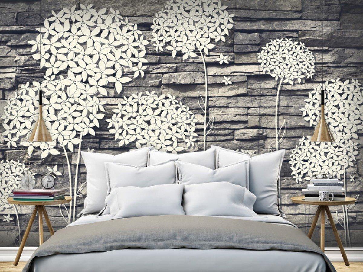Фотообои «Каменные цветы», 150x105 см