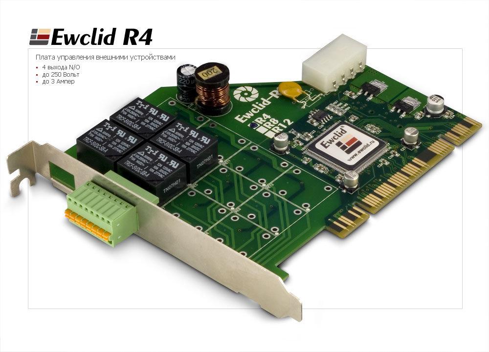 Плата Ewclid R 4