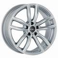 Колесные литые диски MAK Fahr Silver 7.5x17 5x112 ET52 D66.6 Серебристый (F7570FHSI52WS4X) - фото 1