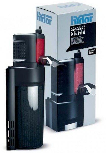 Фильтр Hydor Внутренний фильтр CRYSTAL 1 K20, 450 л/ч для аквариумов 40-90 л