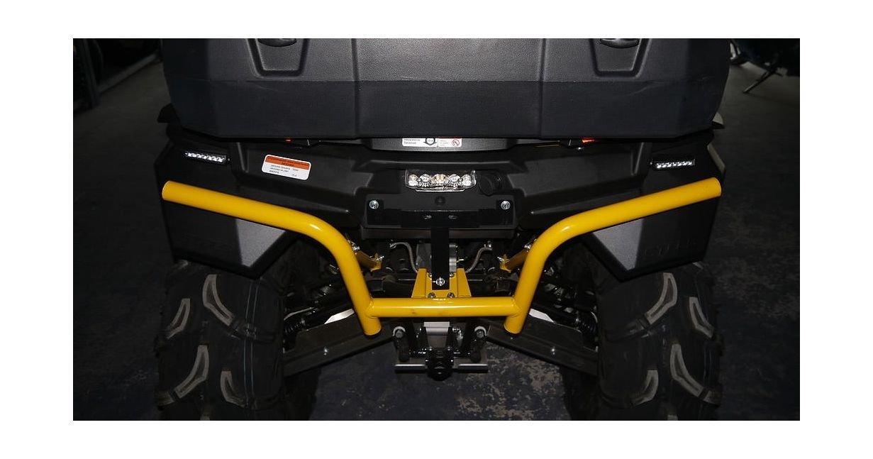 Бампер силовой задний для ATV STELS 800GUEPARD LU081550