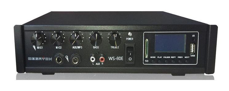 Усилители для фонового озвучивания Megavox WS-80E