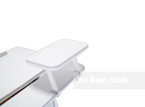 Книжная Полка FunDesk SS9 (Grey)