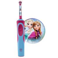 Детская электрическая зубная щетка Oral-B Stages Power Frozen Kids D12.513