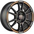 NZ Wheels SH670 6.5x16 5x108 ET 50 Dia 63.3 MBOGS - фото 1