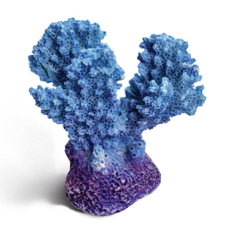 Декор для аквариумов Laguna Коралл искусственный 2913LD Акропора мини 55х32х55мм