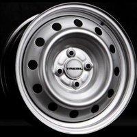 Диски Trebl 8114 6x15 4x100 ET48 ЦО54.1 цвет Silver