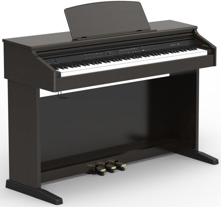 Цифровое пианино  CDP 101 Цифровое пианино палисандр Orla