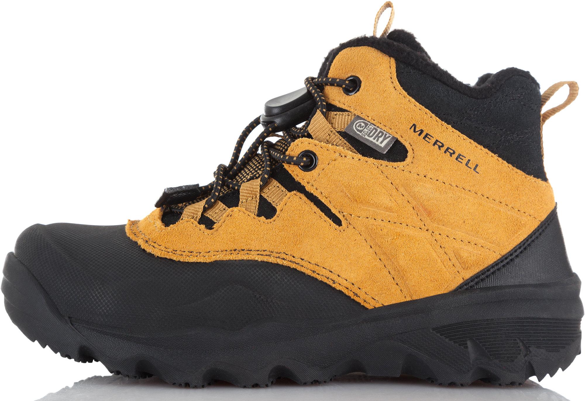 Ботинки утепленные для мальчиков Merrell M-Thermoshiver, размер 33