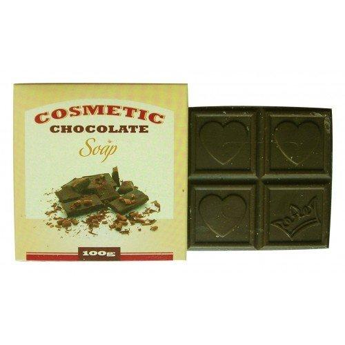 Косметическое мыло для умывания Шоколад SEIL TRADE Cosmetic Chocolate Soap. 100 г