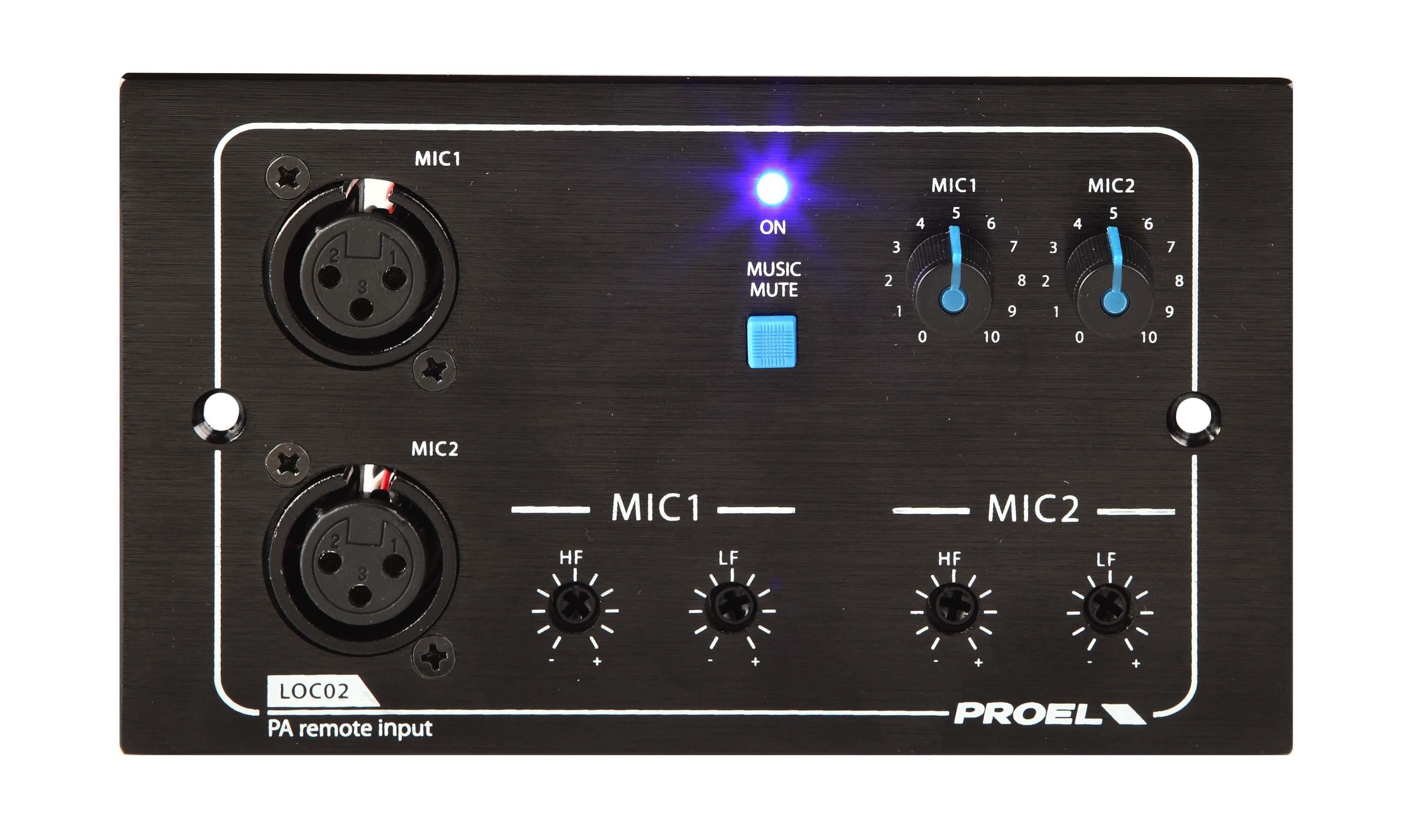 Proel LOC02 Мультирум-система