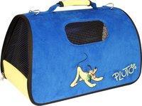 Сумка-переноска Triol Disney Pluto для животных, сине-желтая, 50*28*29 см