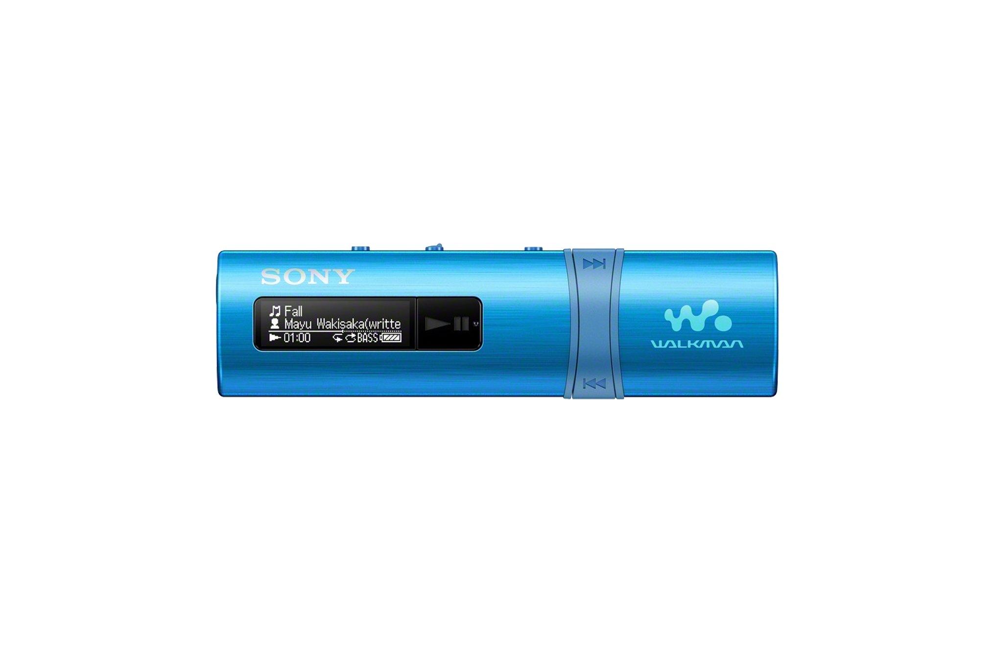 MP3 плеер Sony Walkman NWZ-B183FL