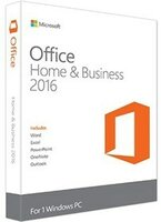 Microsoft Office 2016 Home and Business 32/64-bit Rus ESD / T5D-02322
