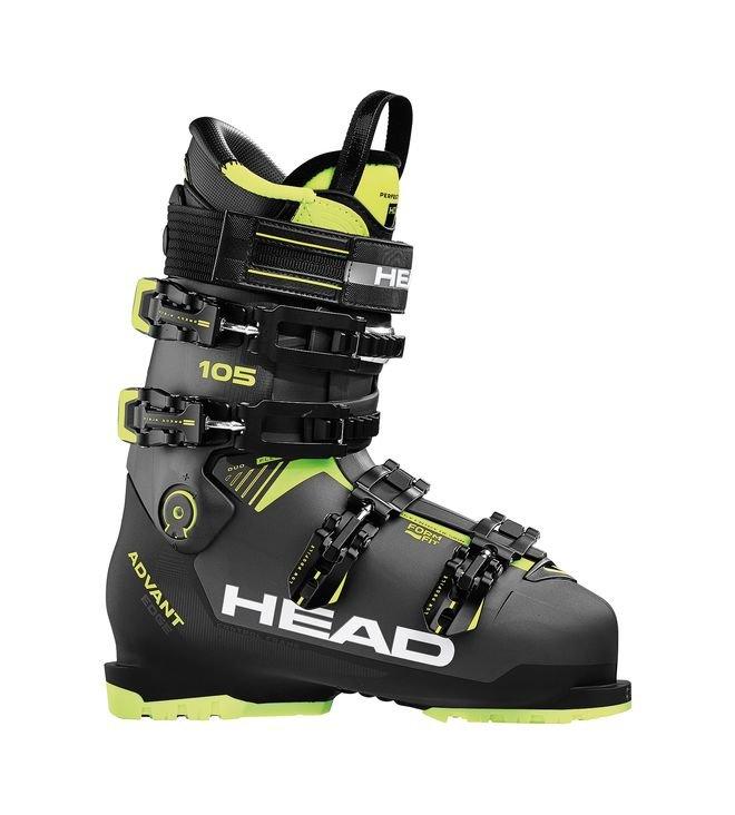 Горнолыжные ботинки Head Advant Edge 105 Anthracite/Black (18/19) (28.5)
