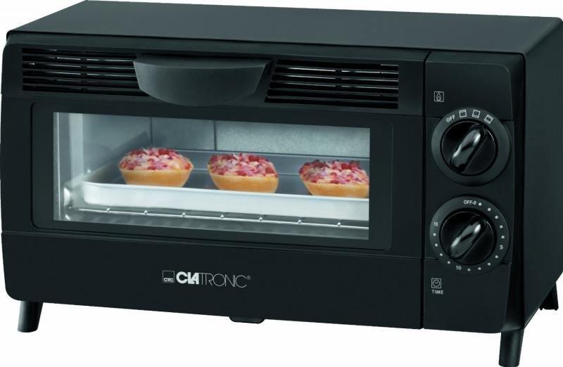 Мини печь Clatronic MB 3463 black 8 L