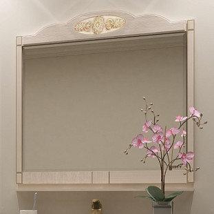 Misty Зеркало Roma Л-Ром02120-473Св, ясень с патиной