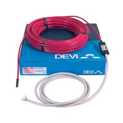 Нагревательный кабель 8 м 2 Devi 10T 700 Вт