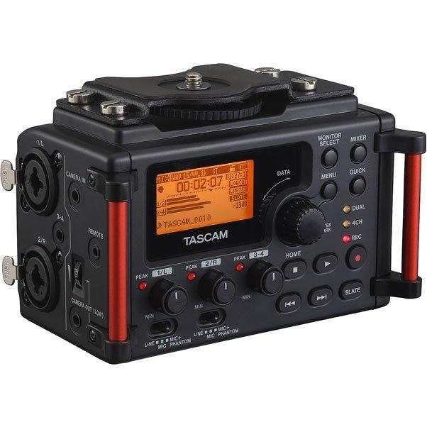 Цифровой рекордер TASCAM DR-60DMK2