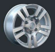 Диски Replay Replica Toyota TY61 7.5x17 6x139,7 ET25 ЦО106.1 цвет SF - фото 1