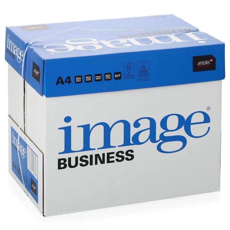 бумага Image Business A4, 2500 листов