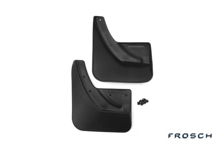 Брызговики задние Mazda CX 7, 2010-> (полиуретан)